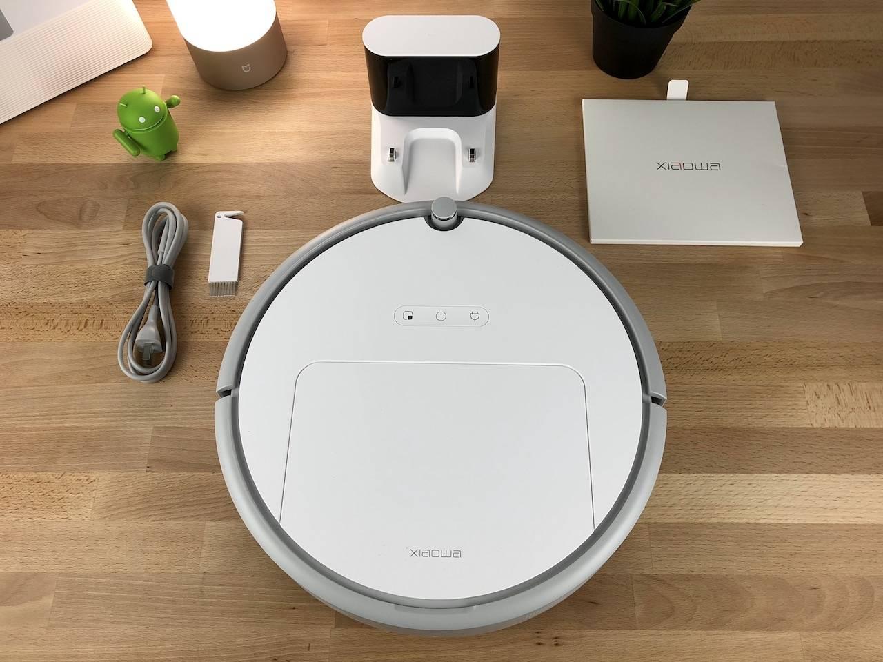 Робот-пылесос Xiaomi Xiaowa C10