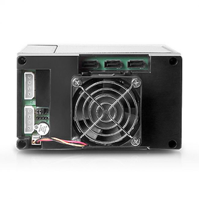 "Корпус для HDD/SSD SK32303H06*13651 STORGE KIT,3 IN 2,BK CC1012,W/FAN(60*25,4P4C,FD126025HB)+12 G SAS,BULK(CHENBRO CIS),16BOX/CTN,REV.""A00"" {16}"