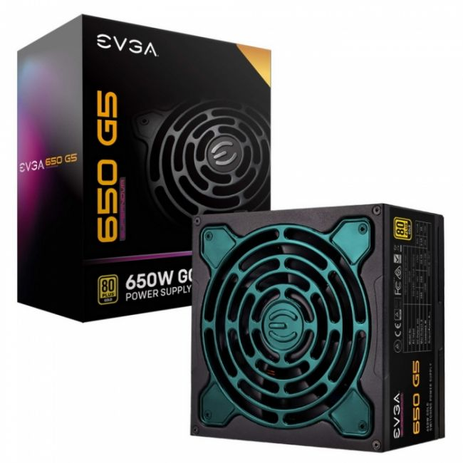Блок питания G5 650W Supernova 80Plus Gold Fully modular 220-G5-0650-X2  RTL {4}