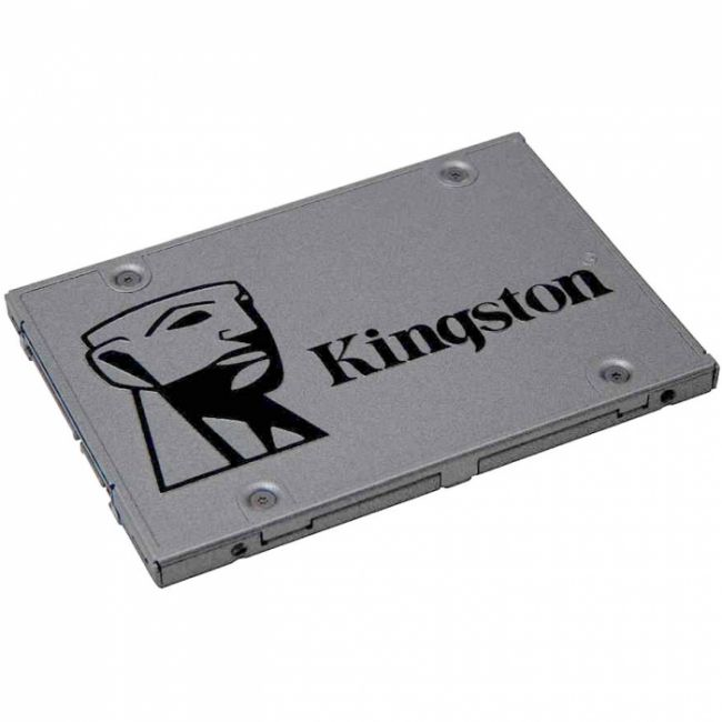 "2.5"" 240GB Kingston A400 Client SSD SA400S37/240G SATA 6Gb/s, 500/350, MTBF 1M, TLC, 80TBW, RTL {10} (261219)"