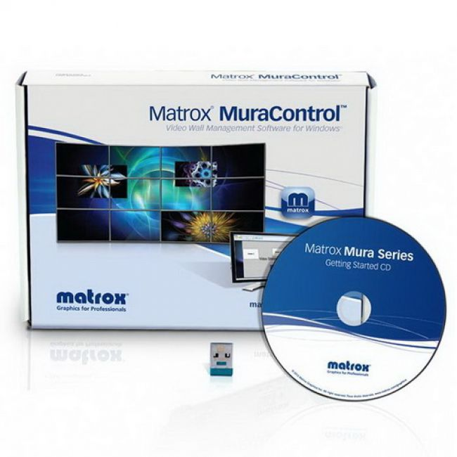 CD диски MURAControl (MURA-CTRLWF) for Windows