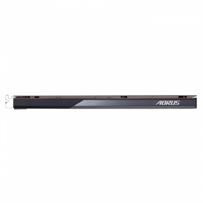Адаптер AIC Gigabyte AORUS Adaptor PCIe 16x, Easy One Click RAID by AORUS Storage Manager, Full PCIe 4.0, Advanced Thermal Solution for PCIe 4.0 SSD, 4xM.2 connectors (Socket 3, M key, type 2242/2260/2280/22110 PCIe x4 SSD support), RTL {40}