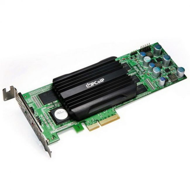 Контроллер TERADICHI APEX 2800 LP PCoIP Server Offload Card 2GB PCI-E x8, with LP Bracket RTL