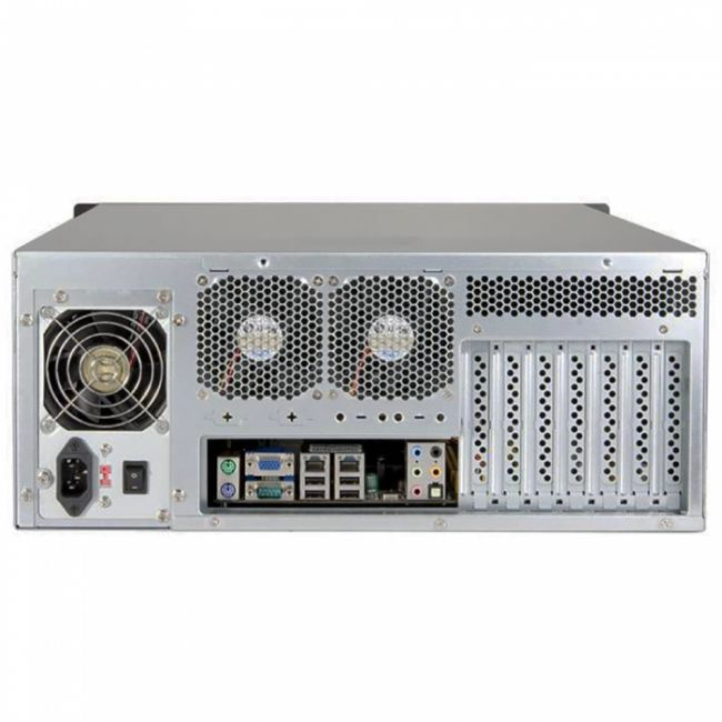 "Корпус RM42300-F2-U3, 4U 12*10.5"" M/B,5.25""BAY*3+3.5""BAY*5,12CM FAN,17.5"",BK CC1012,USB3.0,W/TWO (RM42300H11*13720)"