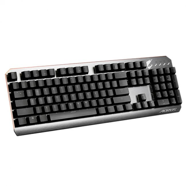 Клавиатура AORUS K7, USB KB/RU RED SW, RTL {10}