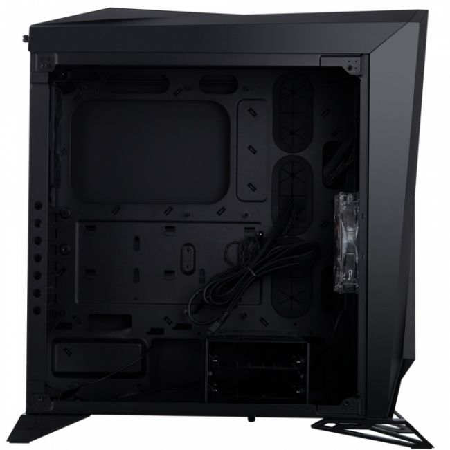 Корпус Carbide Series® SPEC-OMEGA Tempered Glass Mid-Tower  CC-9011121-WW ATX Gaming Case - Black