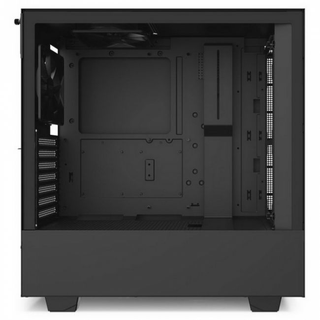 Корпус H510i  CA-H510i-B1 Compact Mid Tower Black/Black Chassis withSmart Device 2, 2x 120mm Aer F Case Fans, 2x LED Strips andVertical GPU Mount