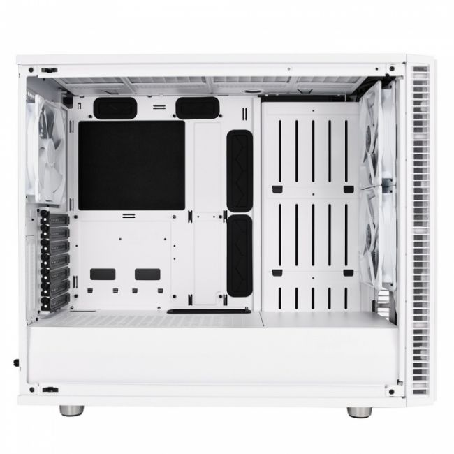 Корпус Define S2, White, Glass, Clear FD-CA-DEF-S2-WT-TGC  (701057)