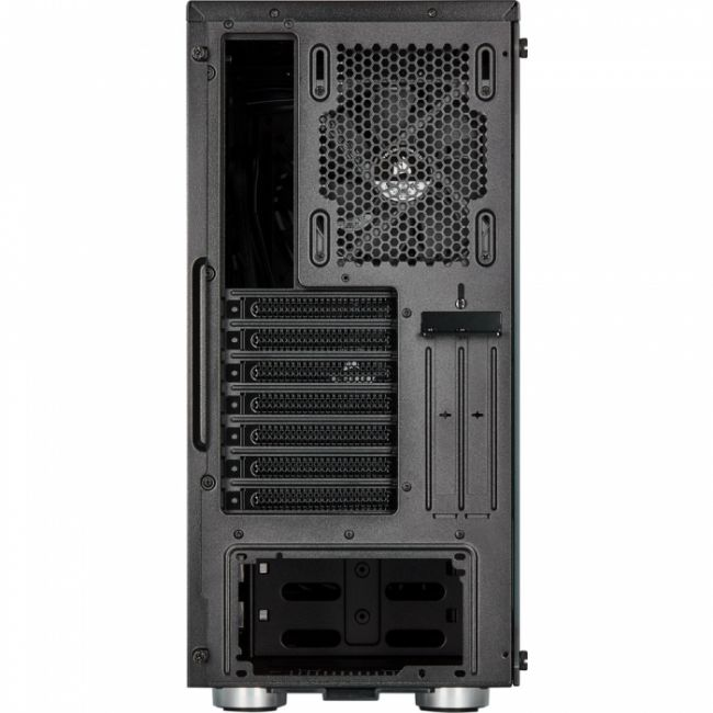 275R Airflow CC-9011181-WW Tempered Glass Mid-Tower Gaming Case Black