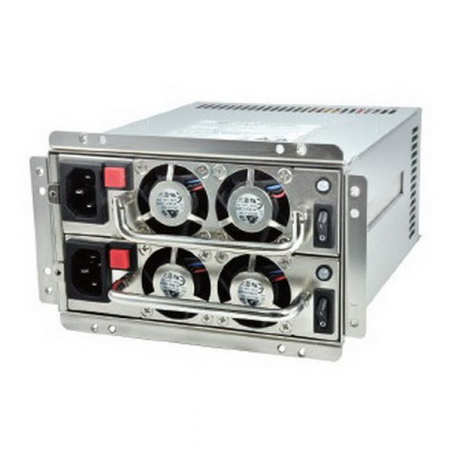 Блок питания FSP600-60MRA(S)  600W Mini-Redundant (ШВГ=150*84*190мм), 80PLUS Gold, IPC/Server EPS OEM {4}