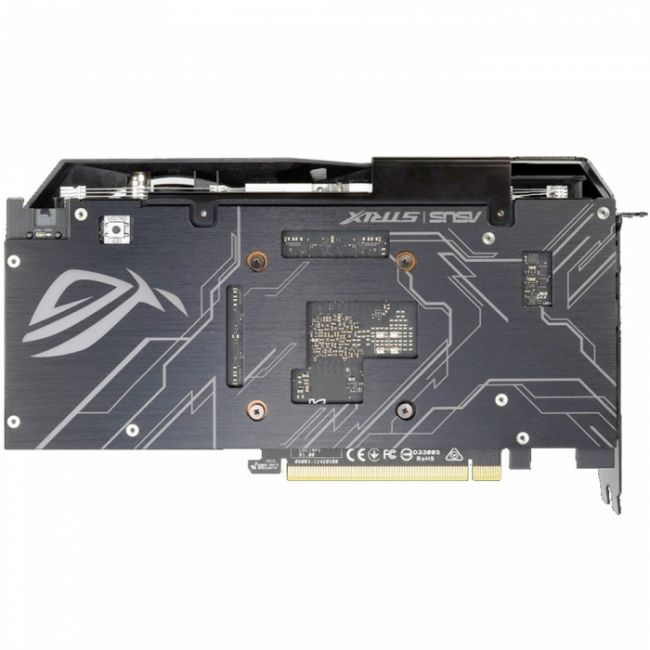 Видеокарты ROG-STRIX-GTX1650-4G-GAMING /GTX1650,HDMI*2,DP*2,4G,D5 RTL {8}