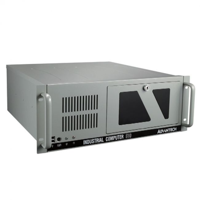 "Корпус IPC-510MB-00XBE  4U Rackmount Chassis, ATX, Отсеки: 3*5.12 + 2*3.5"", 7xFullHeight ExpSlots, 1x fan, Размер (ШВГ): 482x177x450mm, w/o PSU   Advantech"