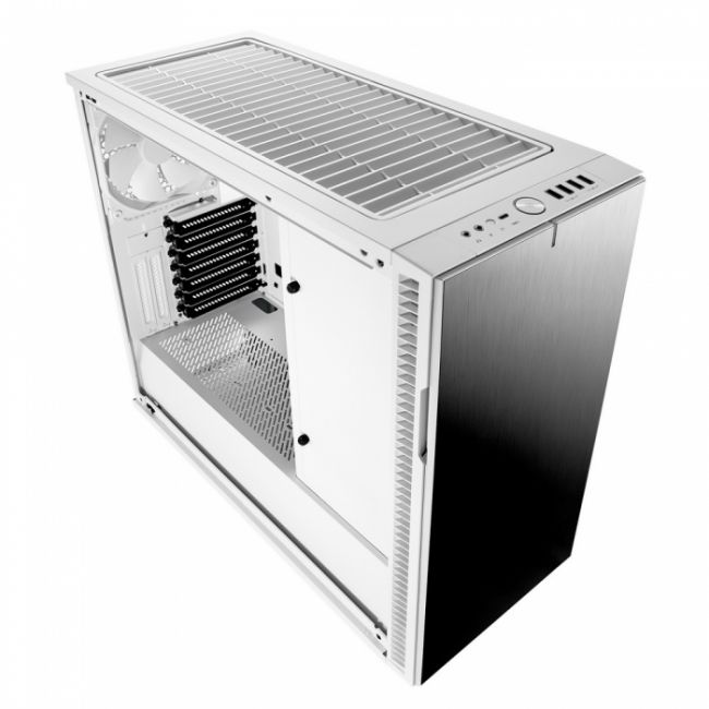 Корпус Fractal Design Define R6 USB-C White Tempered G FD-CA-DEF-R6C-WT-TGC  (701200)