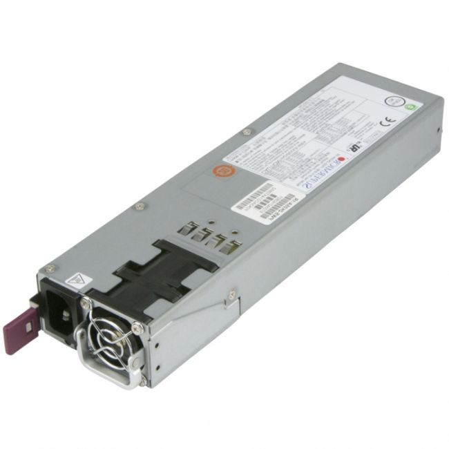 Блок питания Блок питания SuperMicro PWS-2K03P-1R 2000W 1U Redundant Power Supplies with PMBus  1000W/1800W/1980W/2000W 73.5 x 40 x 265 mm  25 Pairs Gold Finger Connector  Max: 3.5A / Min: 0A