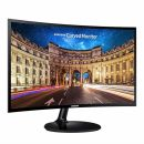 "Монитор 27"" SAMSUNG C27F390FHI Black (VA, 1920x1080, D-sub+HDMI, 4 ms, 178°/178°, 250 cd/m, 3000:1, Curved)"