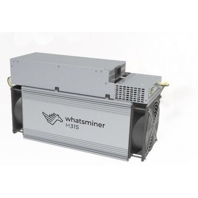 Whatsminer M31s 78 th/s бу
